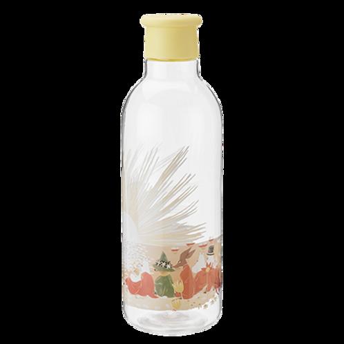 Rig-Tig Drink - It Water Bottle - Yellow - Moomin