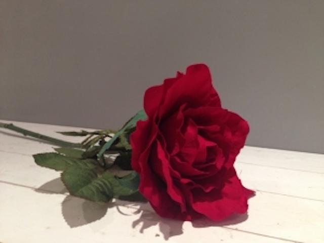 Artificial Rose - Red Rose