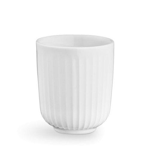 Kahler Hammershøi Cup - White - 30cl