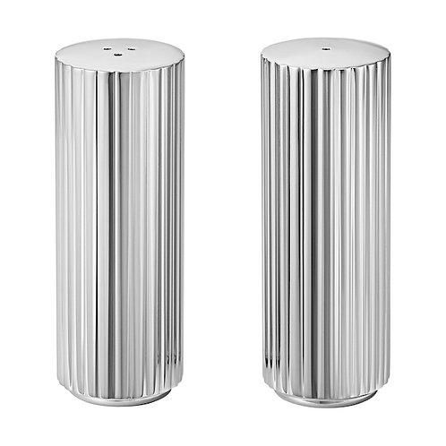 Georg Jensen Bernadotte Salt and Pepper Shaker - Stainless Steel