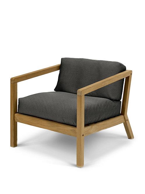 Skagerak Virkelyst Chair Charcoal