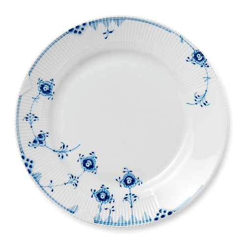 Royal Copenhagen Blue Elements Plate - 28cm