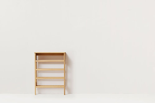 Form and Refine, A Line Shoe Rack