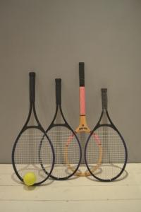 Retro Tennis Rackets
