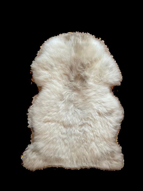 Sheepskin Silver Cream
