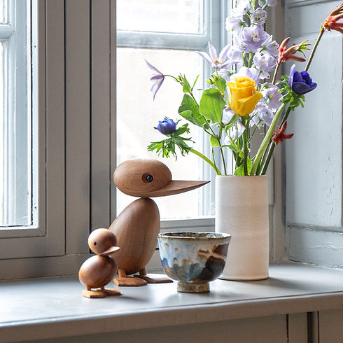 Architectmade Duck and Duckling - blomster designs uk stockists