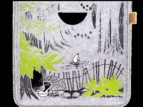 Moomin Originals Storage Basket - In The Wild - Medium