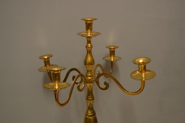 Baras effect candelabra