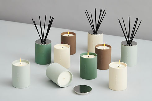 Ester and Erik - candles - room fragrances - blomster designs - uk stockists