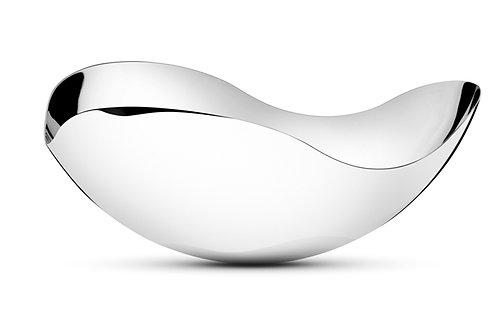 Georg Jensen Bloom Serving Bowl - Small - Mirror Finish