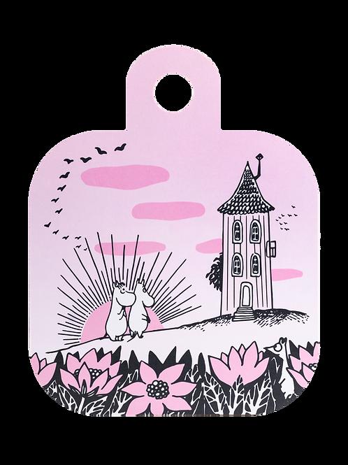 Moomin Chop And Serve - Friendship