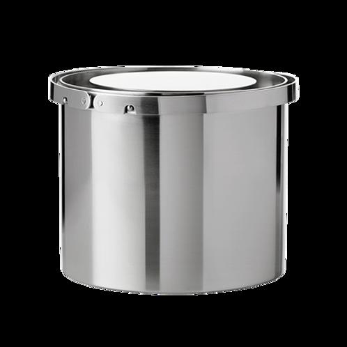 Stelton Arne Jacobsen Ice Bucket 1L - Steel
