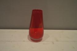 Stem Vase - Red