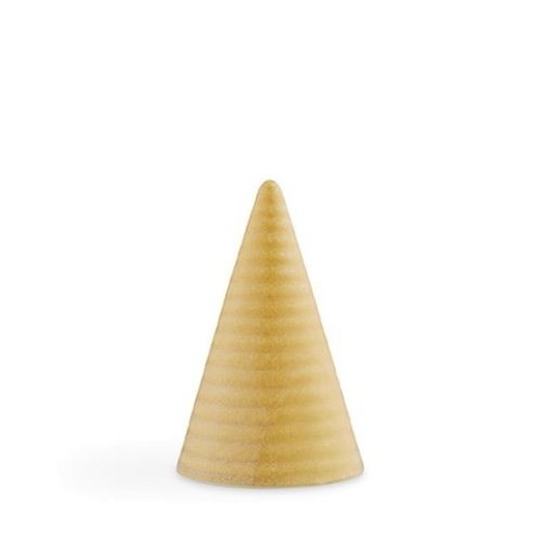 Kahler Glazed Cone - Yellow Brown - G01