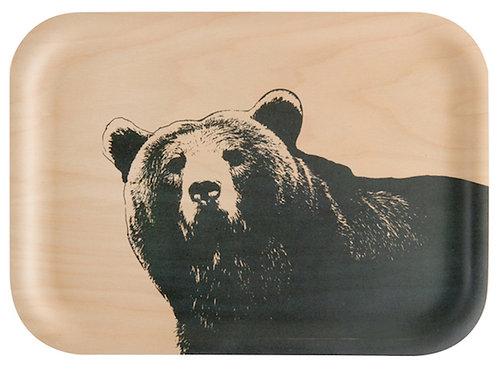 Muurla Nordic Tray - The Bear