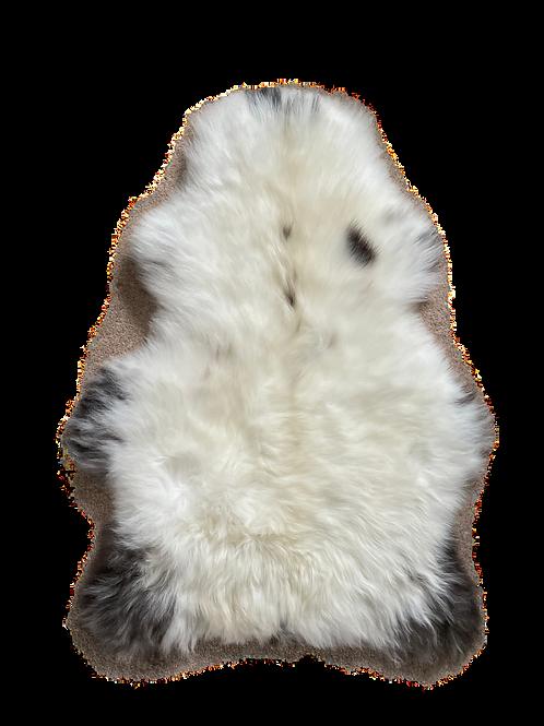 Sheepskin Rug Silky White