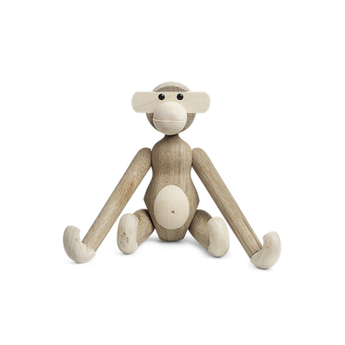 Kay Bojesen - The Monkey - Small - Oak and Maple