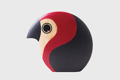 ARCHITECTMADE Discus - Large -Red