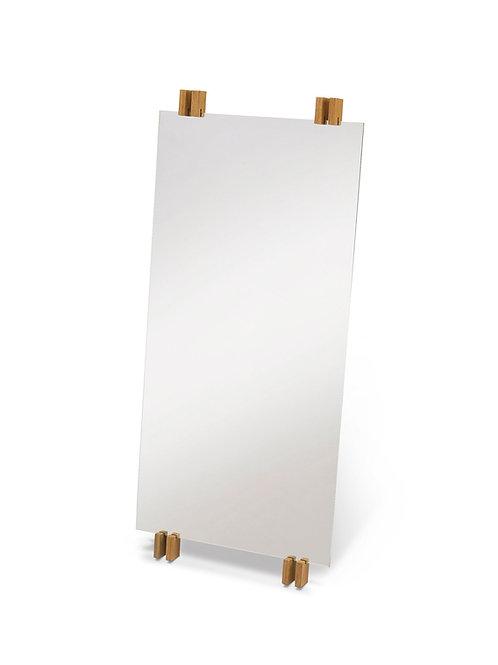 Skagerak Mirror - Teak