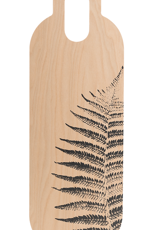 Muurla Nordic Chop & Serve Board - The Fern 15cm x 44cm