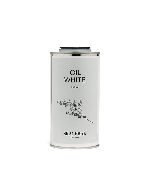 Skagerak Cura Oil, White