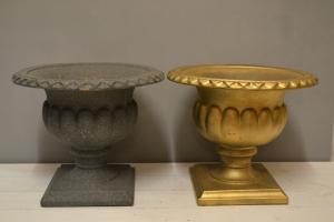 Stone Effect Urn