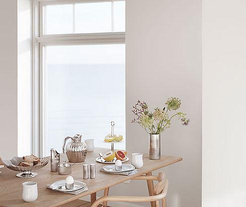 Georg Jensen - Bernadotte tableware - blomster designs - uk stockists