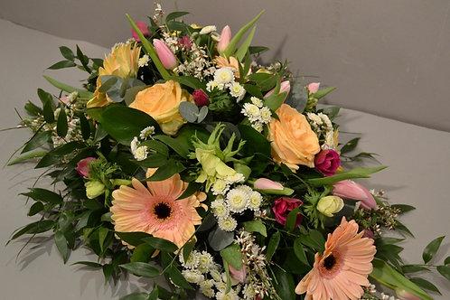 Charming Arrangement - funeral flowers