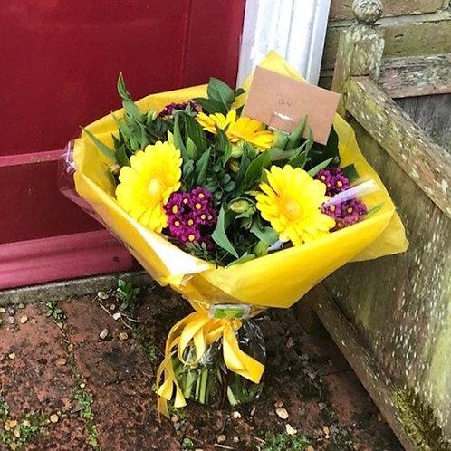 Bouquet of seasonal flowers - online flowers blomster designs flowers