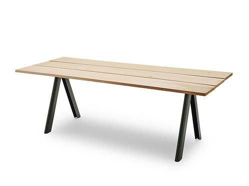 Skagerak Overlap Table - Hunter Green