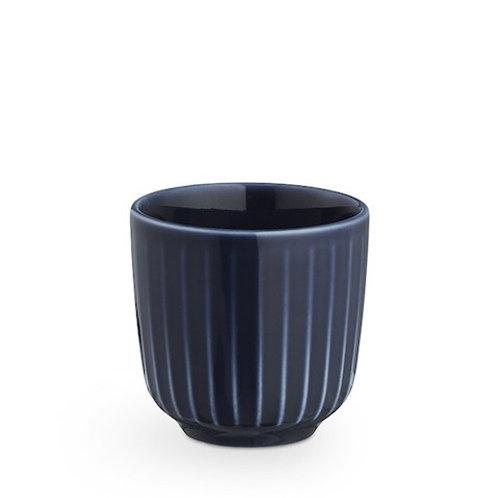 Kahler Hammershøi Espresso Cup - Indigo - 10cl