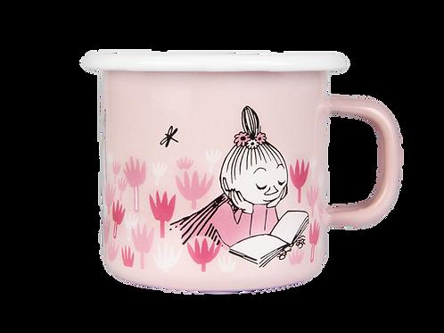 Moomin Enamel Mug - In The Garden