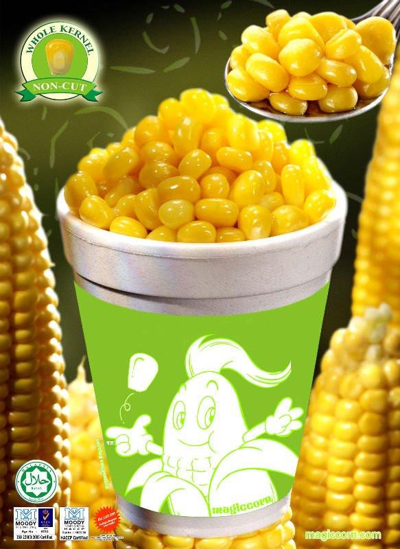 Sweet Corn Supplier in Dubai UAE