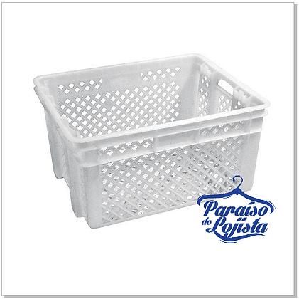 Multi-Caixa Plástica Branca