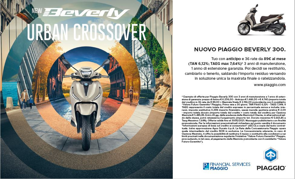 PROMO APRILE NEW BEVERLY