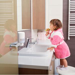 escovar os dentes montessori higiene