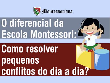 Método Montessori: Como resolver pequenos conflitos do dia a dia?