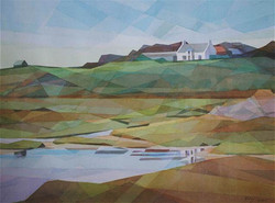 Garvard and the Strand, Colonsay
