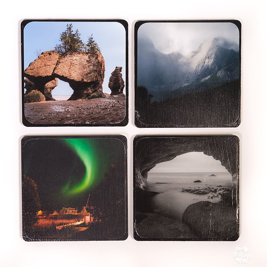 Coaster Set - Nature