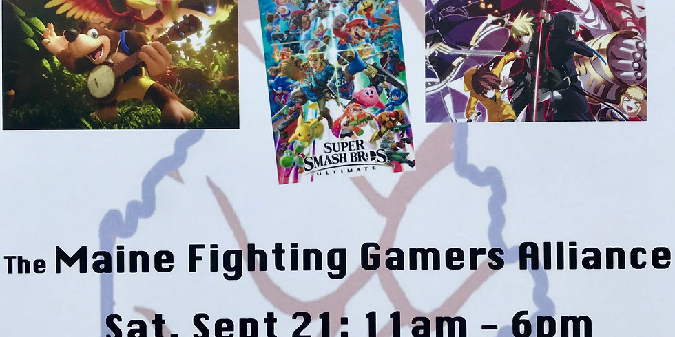 Arcade Tournament Series with Maine Fighting Gamers Alliance