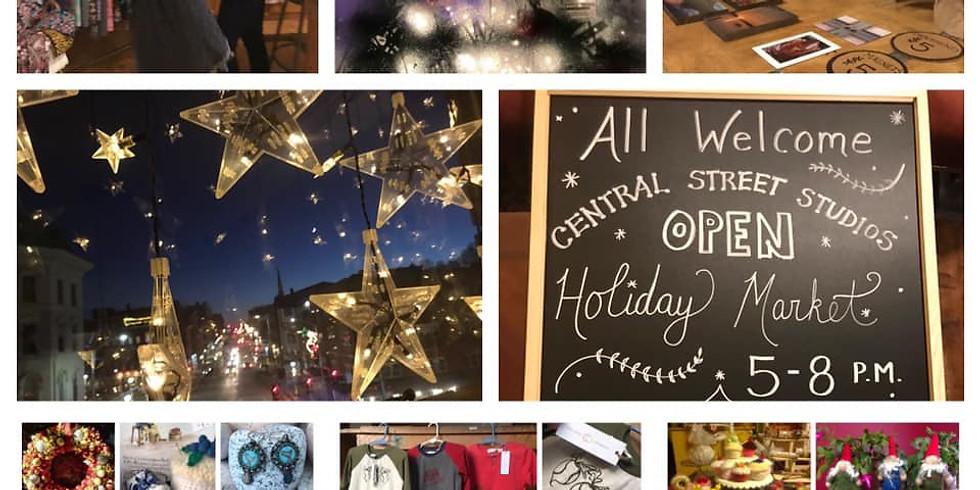 Holiday Marketplace Pop-Up