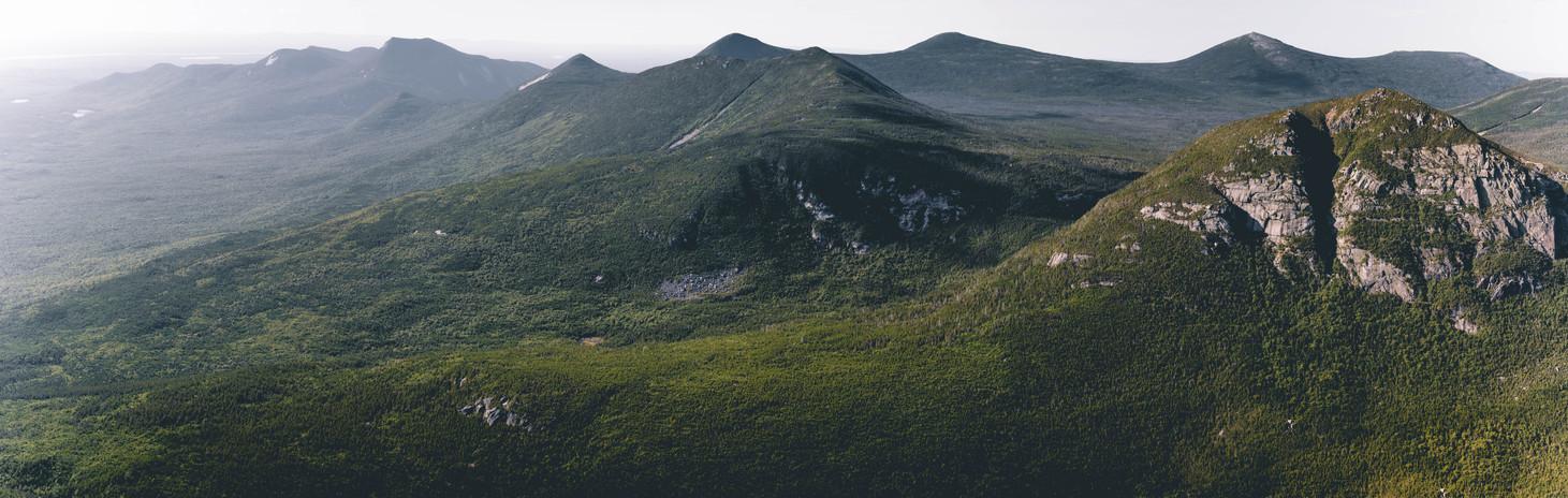 Peaks of Baxter State Park