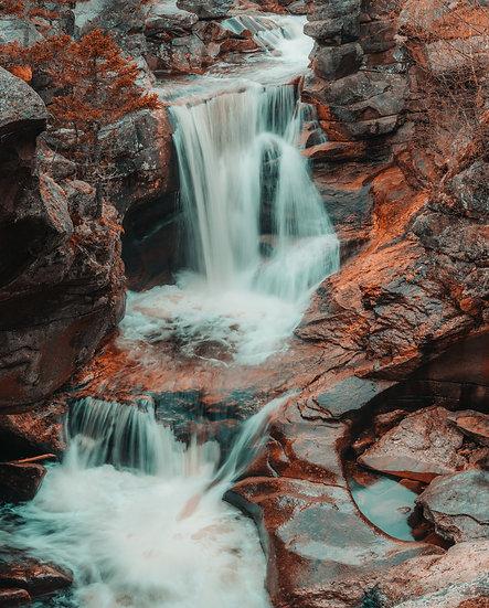 Screw Auger Falls, Grafton Notch State Park, ME