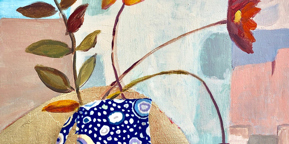 """February 7: Friday Art Opening Suzanne Roberts """"The Midas Experience"""""""