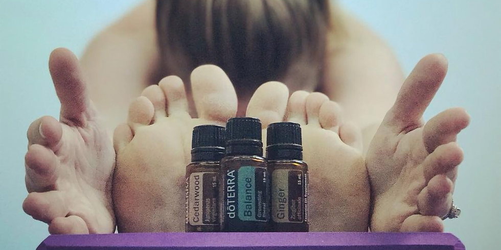 Gentle Yoga + Aromatherapy