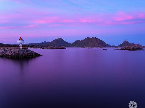 Purple in Norway