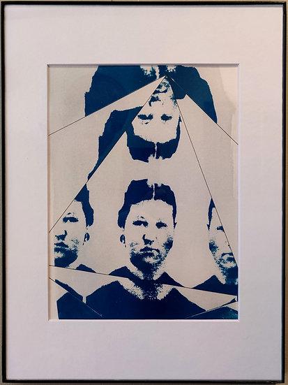 Fractured Portraits II #5
