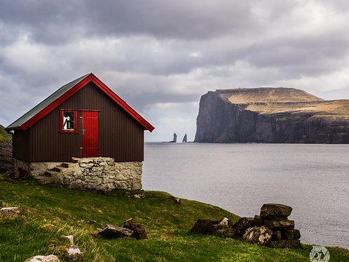 House in Tjørnuvík