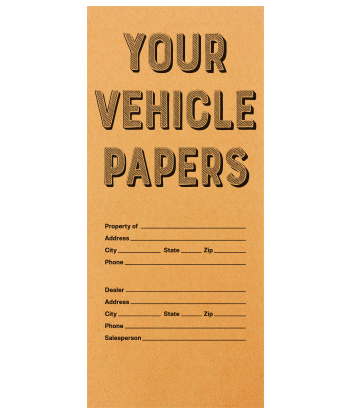 Vehicle-Papers1