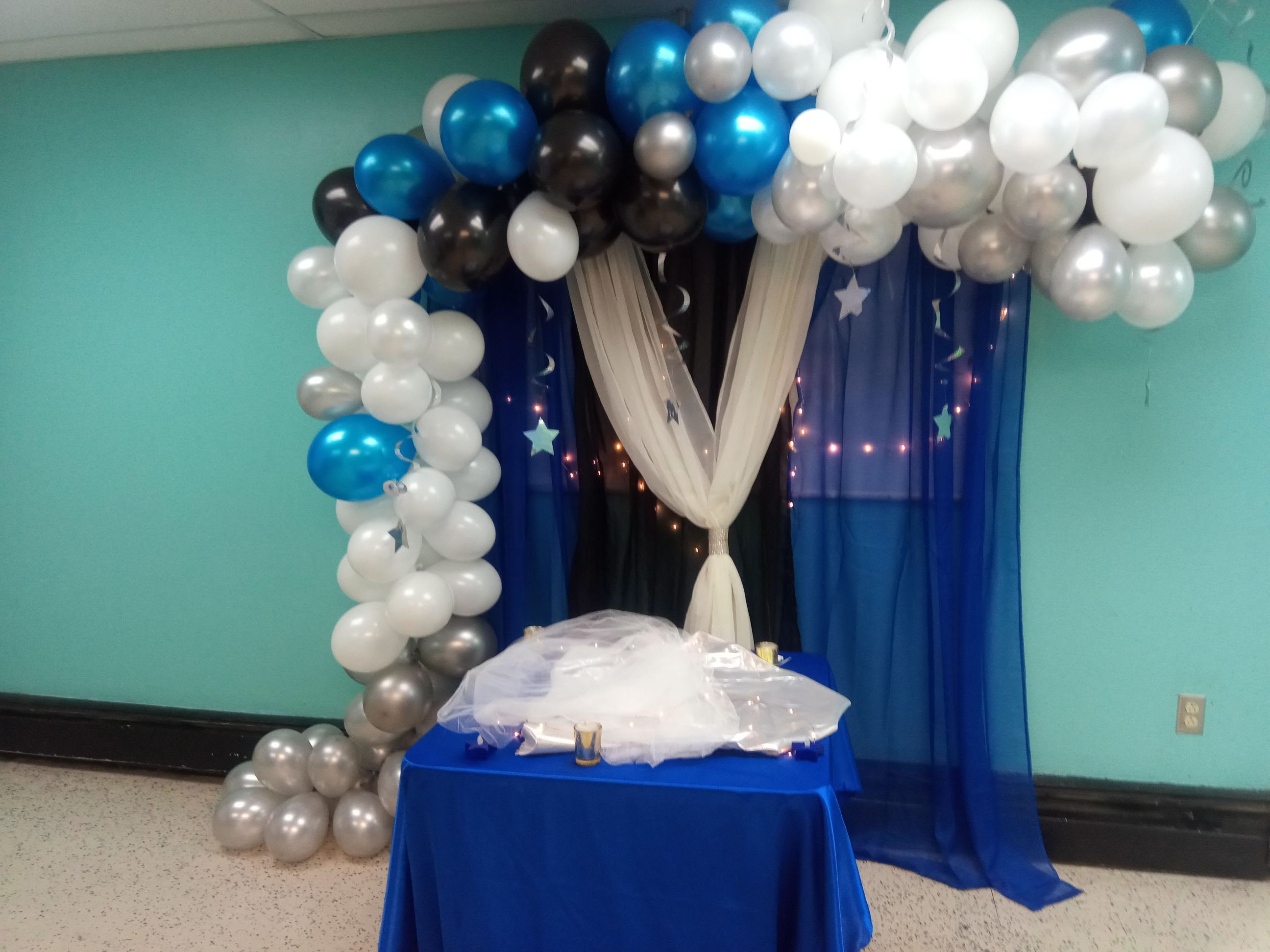 Blue2 Set up
